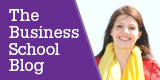 The Business School blog image